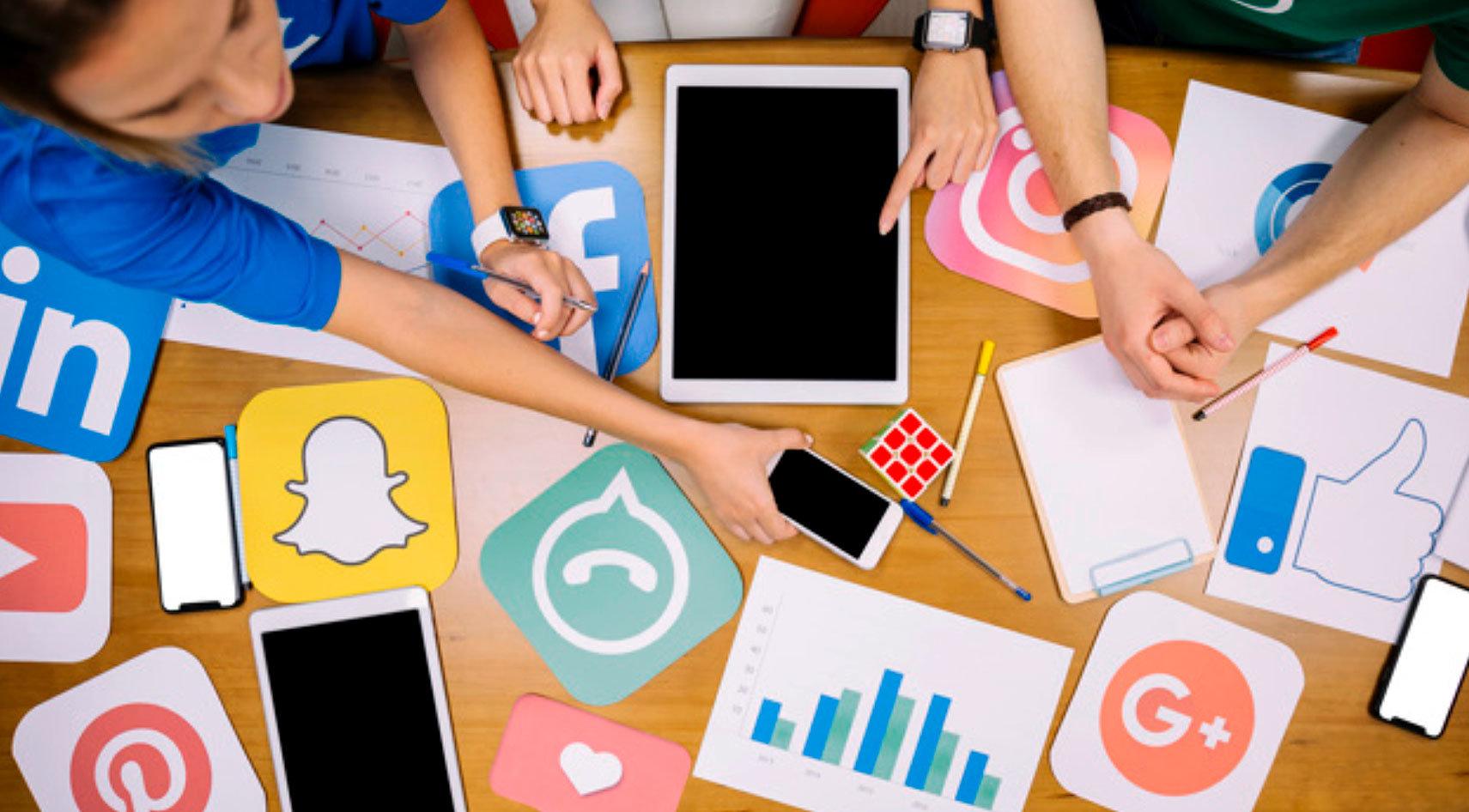 Formación en Social Media y Social Ads 1