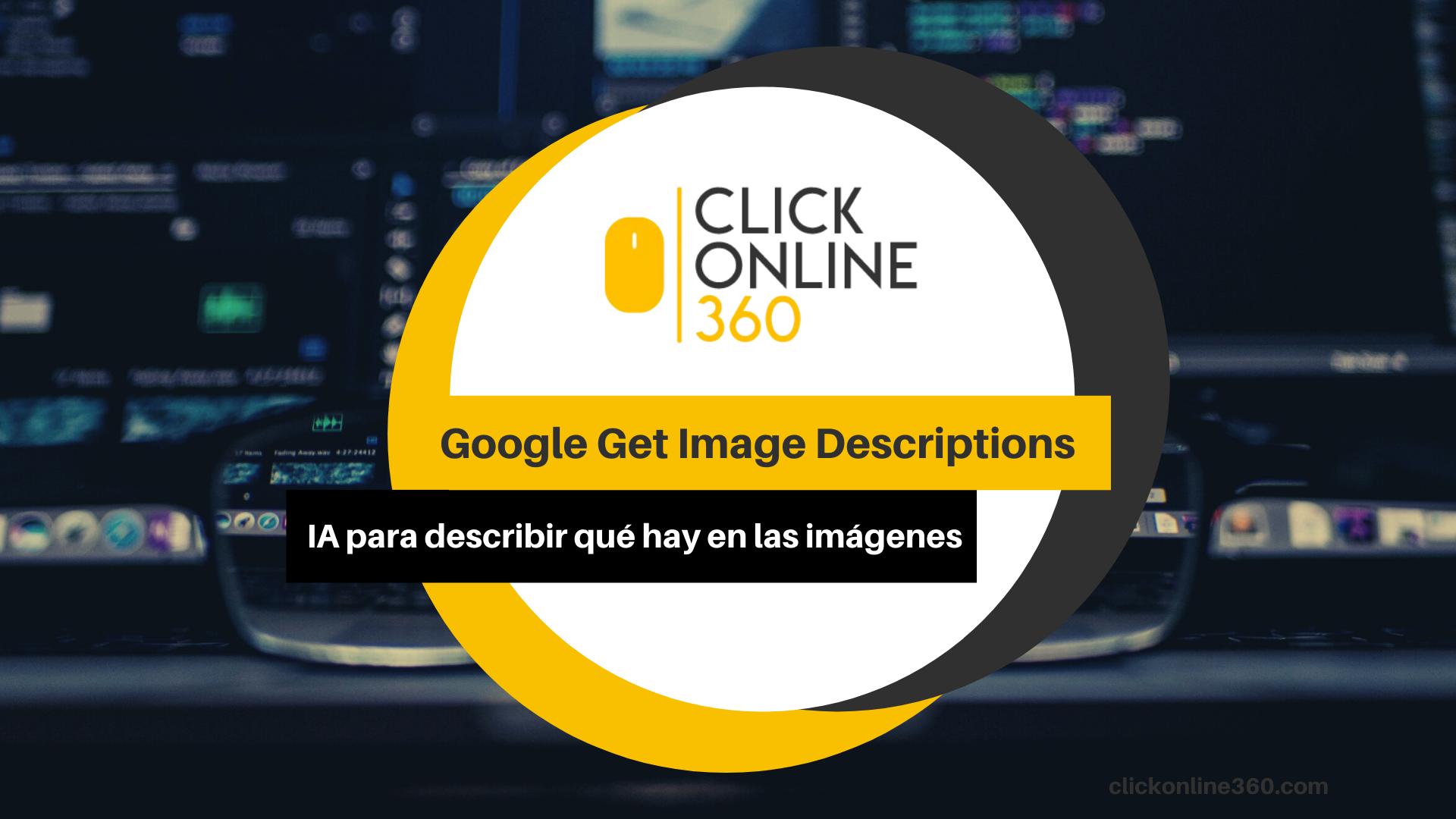 Get Image Descriptions